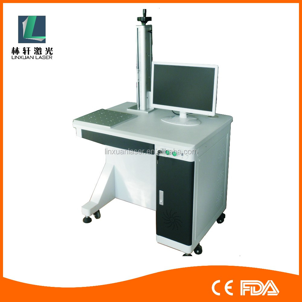 factory sale cheap price cnc EzCad 10w 20w portable stainless steel engraving metal fiber laser marking machine