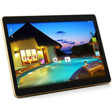 1280*800 IPS Screen 9.6 Inch Android 3 GTablet Pc With 1GB Ram 16GB Rom MTK6582 Quad Core
