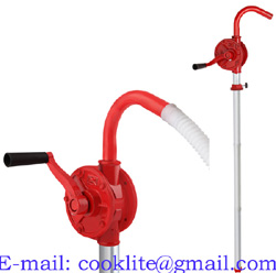 Self Priming 316 Stainless Steel Vertical Lift Drum Pump