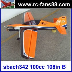sbach342 100cc 108in Gasoline Airplane B Color