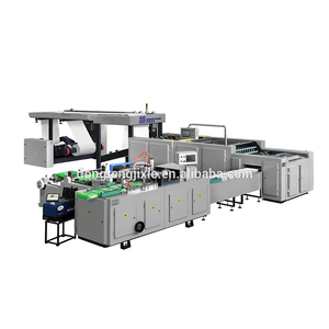 A4 Copy Paper Cutting and Packaging Machine