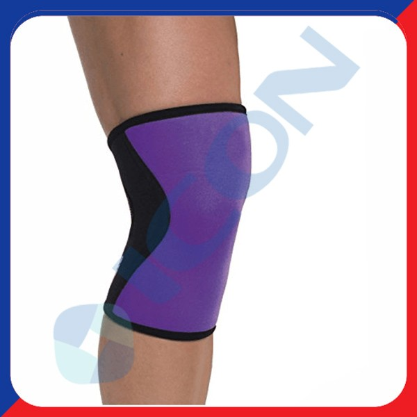 Custom 7mm/5mm Compression neoprene knee sleeves for weight lifting/Crossfit/Powerlifting/knee supprt