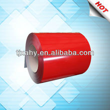 color coated steel PPGI coil for roofing from China warehouses