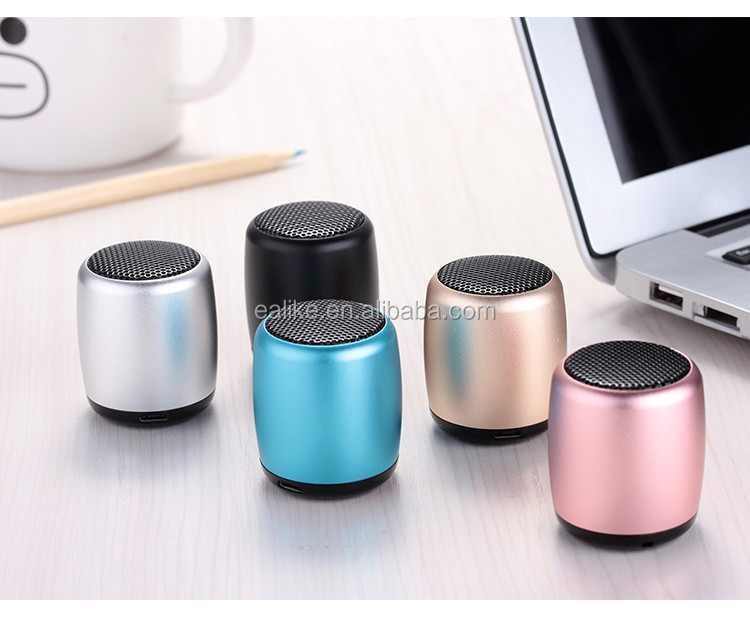 Volume control no battery multifunctional pulse portable manual bluetooth mini speaker with usb charger