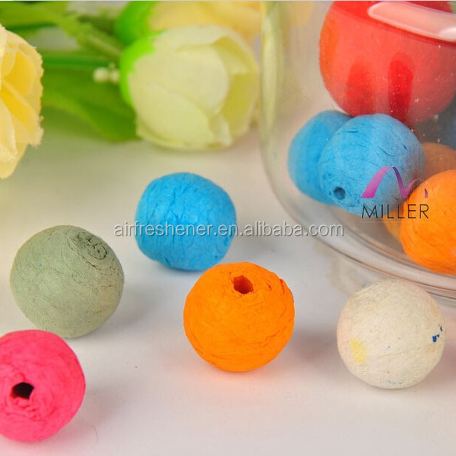 paper balls Shoes air freshener fragrance sneaker ball OEM manufacturer
