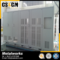 custom electrical low-voltage power distribution control cabinet