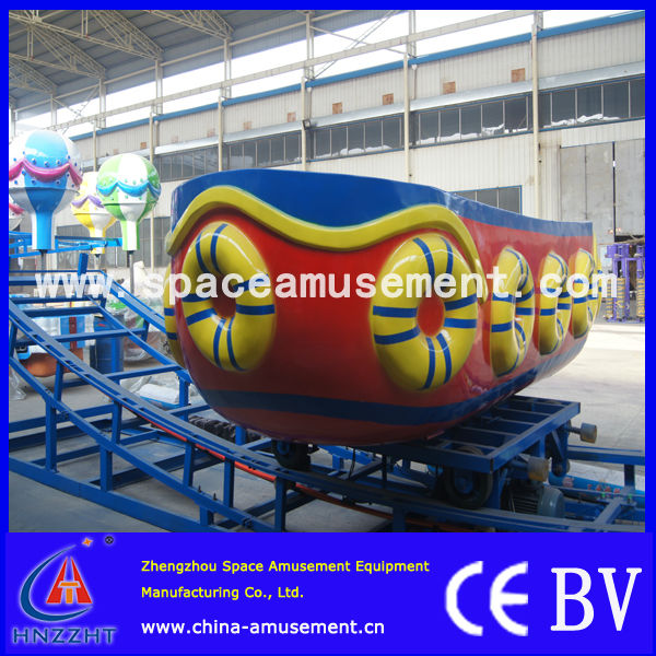 2013 New products amusement park product water slides steel fiberglass and inflatable boat water park product