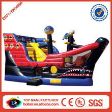 Super popular kids small pirate ship for sale