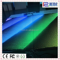 New WS2821 IC flexible video curtain stage full color led curtain screen xxx image