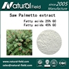 Best saw palmetto extract, Total Fatty Acids 25% 45% by GC