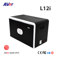 AVer L12i 12 Device Intelligent Charge Cabinet/Locker for Laptop, Notebook, Chromebook, Pad, Tablet