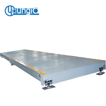 60 Ton Digital Electronic Portable Weighbridge Scale For Big Luggage Promotional Price