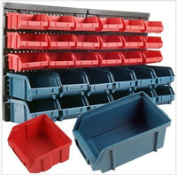 Plastic Container for Storage Screws Bolts Nuts Nails Fasteners Tool