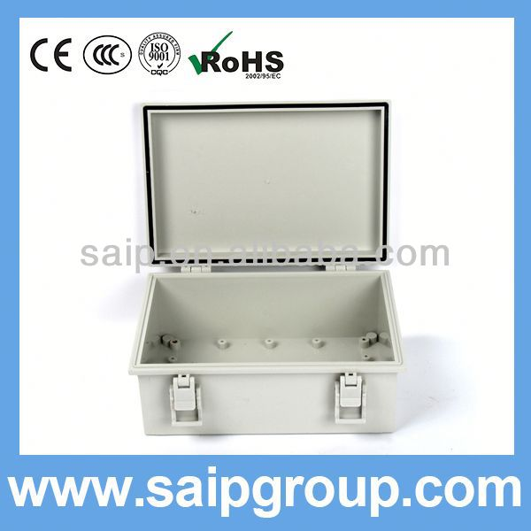 abs waterproof junction box battery box with lock beach safe