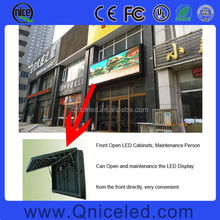 Waterproof IP65 HD P5 SMD Outdoor Wall Mounted LED Video Advertising Display/Programmable LED Sign Board