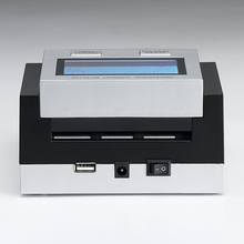 EC350 infrared counterfeit money detector