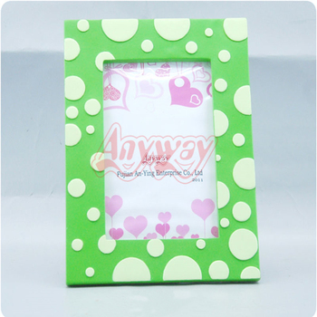 Resin Picture Frame Cartoon Baby Colored Photo Frame