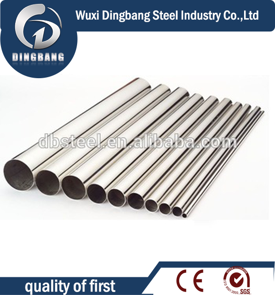 China manufacturer aisi 304 stainless steel welded pipe/tube for sale