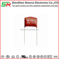Price list for electronic components cbb21 474j 400v capacitors
