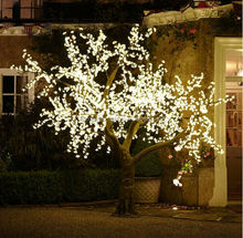 Outdoor LED Cherry Blossom Christmas Tree Lights