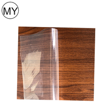 free sample transparent pe protective film for floor/carpet