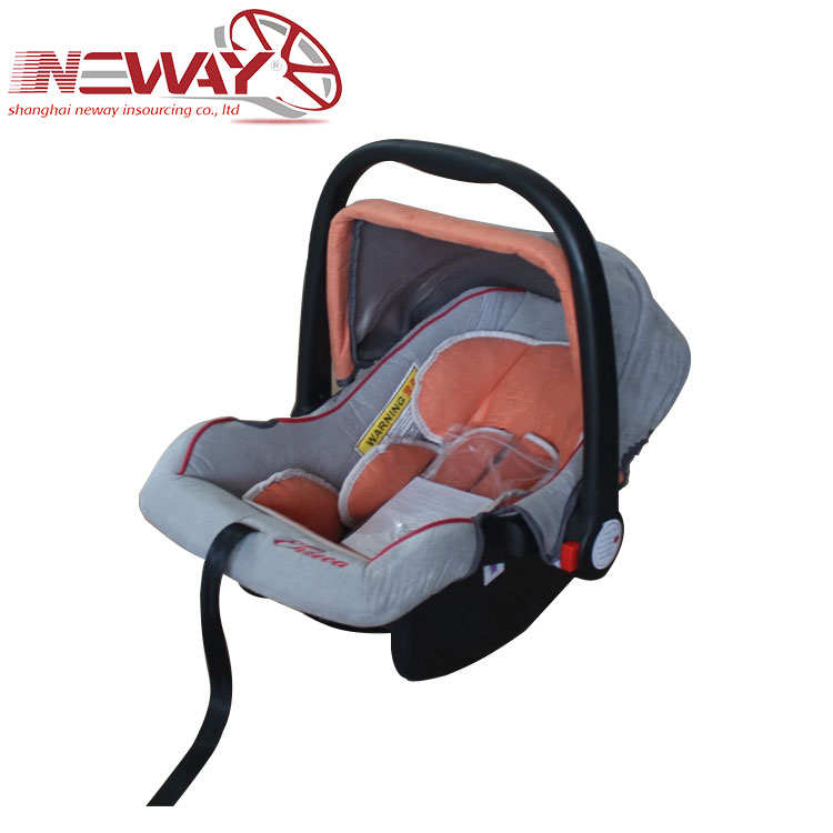 Practical good quality baby car seat with cool mats