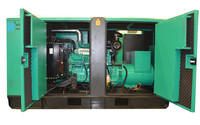 300kW Googol Brand Waterproof Fuel Saving Industry Use Genset for Sale