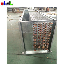 best design water defrosting evaporative honeycomb air cooler with copper pipe