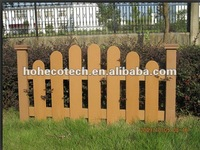 Weather Resistant WPC Fencing(CE Certificate) Wood Power + HDPE Composite
