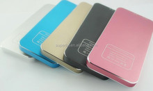 iphone5s shape golden color 6000mAh polymer battery cell mobile phone power bank /portable charger for iphone /samsung