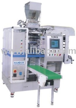 Vertical powder 4 side seal packing machine (HPD-4V)
