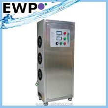 Swimming pool ozone for water treatment
