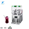 New design with LCD screen touch switch commercial slush machine