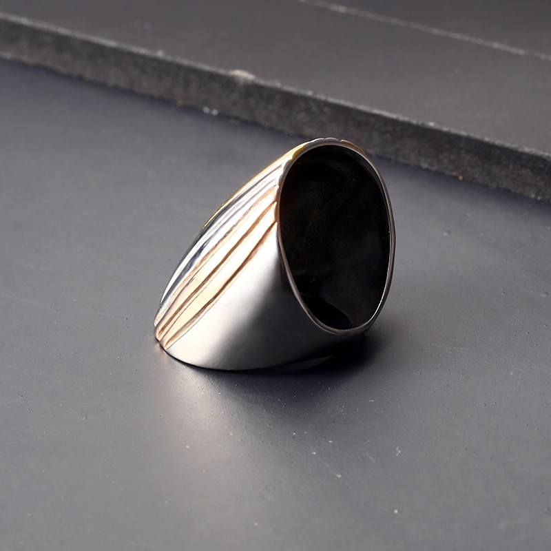 Fashion Jewelry Wholesale High quality Gay Men Ring For Men In Stainless Steel