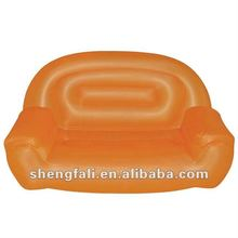 Pvc air sofa / inflatable living chairs /durable inflatable sofa