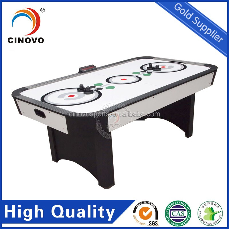 High Quality Professional Hot Selling New Style Folding Indoor Entreainment Games Air Rod Hockey Table