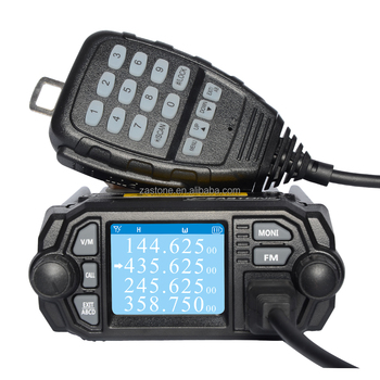 NEWEST 50W/40W Zaston MP380 136-174/400-480mhz fm AM-400UV with 2/5 tones,1750Hz burst tone,DTMF,scrambler,FCC approval