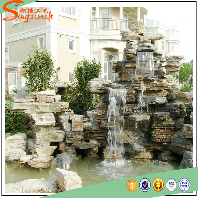 Prefab Wholesale Indoor Fountains Wall Artificial Waterfalls For Home Buy Artificial