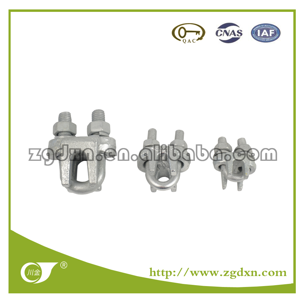 Factory Price wire rope clip power fitting