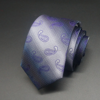 dark purple neck ties for men