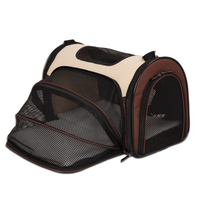 Expandable tote pet carry bag dog carrier pet carrier