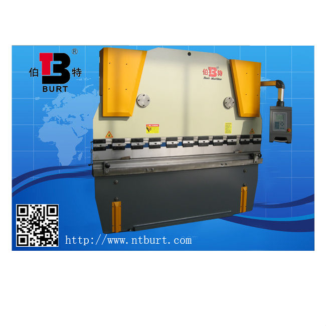 box and pan press brake