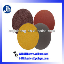 hook loop velcro sanding disc for polishing