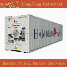 thermo king reefer container for frozen food
