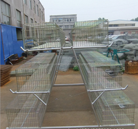 rabbit production rabbit cage manufacturer /3 story rabbit cage/cheap cage for rabbit
