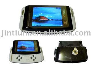 PMP Player 2.8 inch TFT Screen 1.3MP Camera supports 8GB Memory