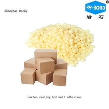 hot melt packaging glue Hot Melt Adhesive for Carton and paper box case Sealing