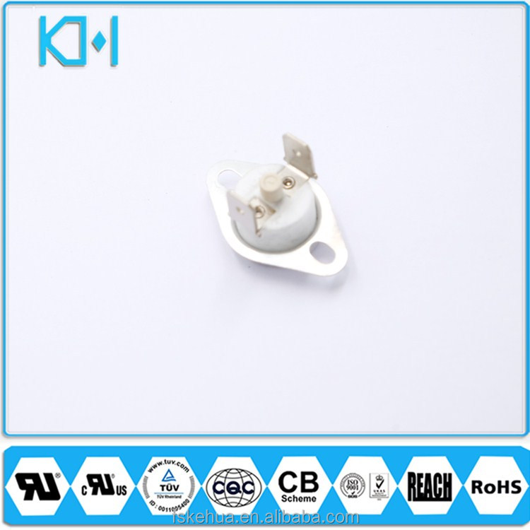 KSD301 250V 10A Electronic Thermostat Brand Household Thermostats Thermal Overload Protection
