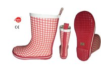 children rubber boots rain boots 2013 new design