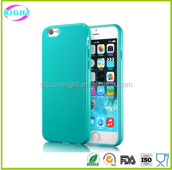 5.5 inch mobile phone case silicone phone accessories case